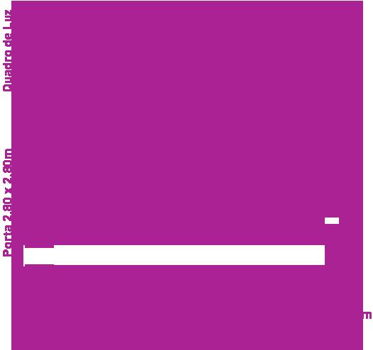 Planta Estúdio 2